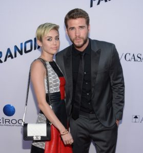 HollywoodLife Miley Cyrus Liam Hemsworth Wedding
